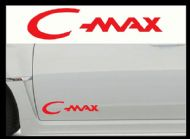 FORD C-MAX CAR BODY DECALS